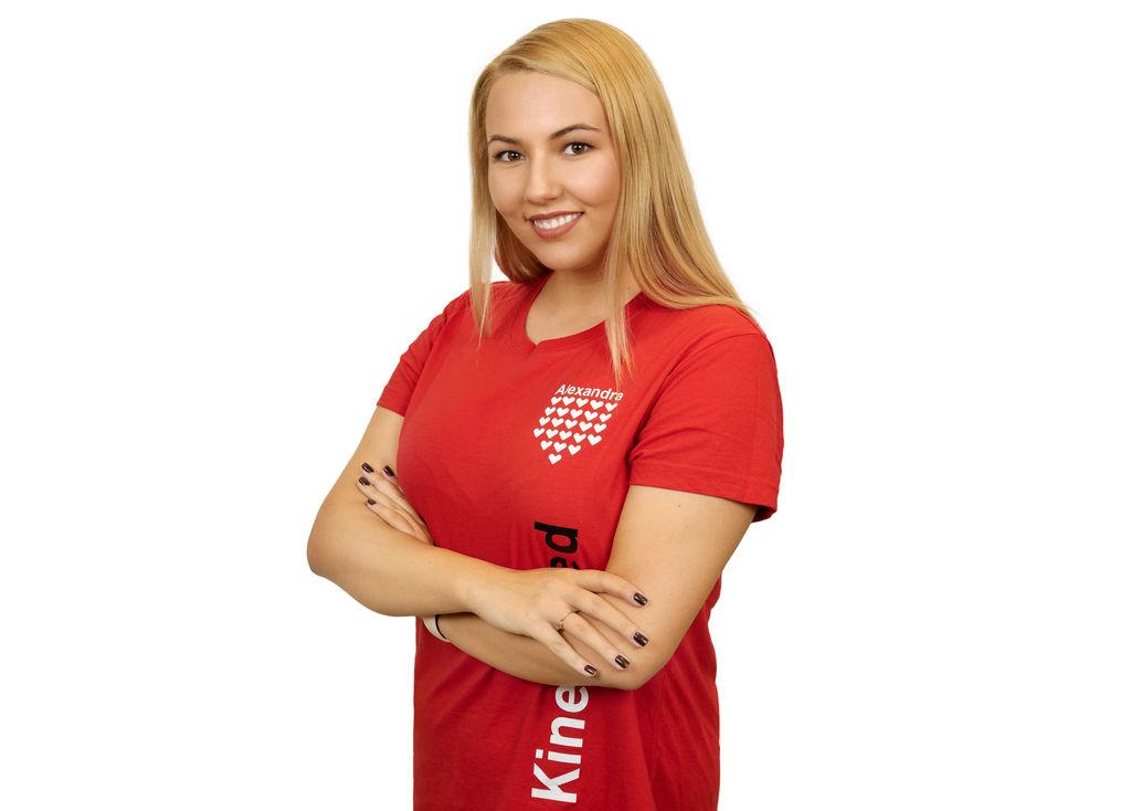 Alexandra Ionuțaș Kinetomed kinetoterapie cluj