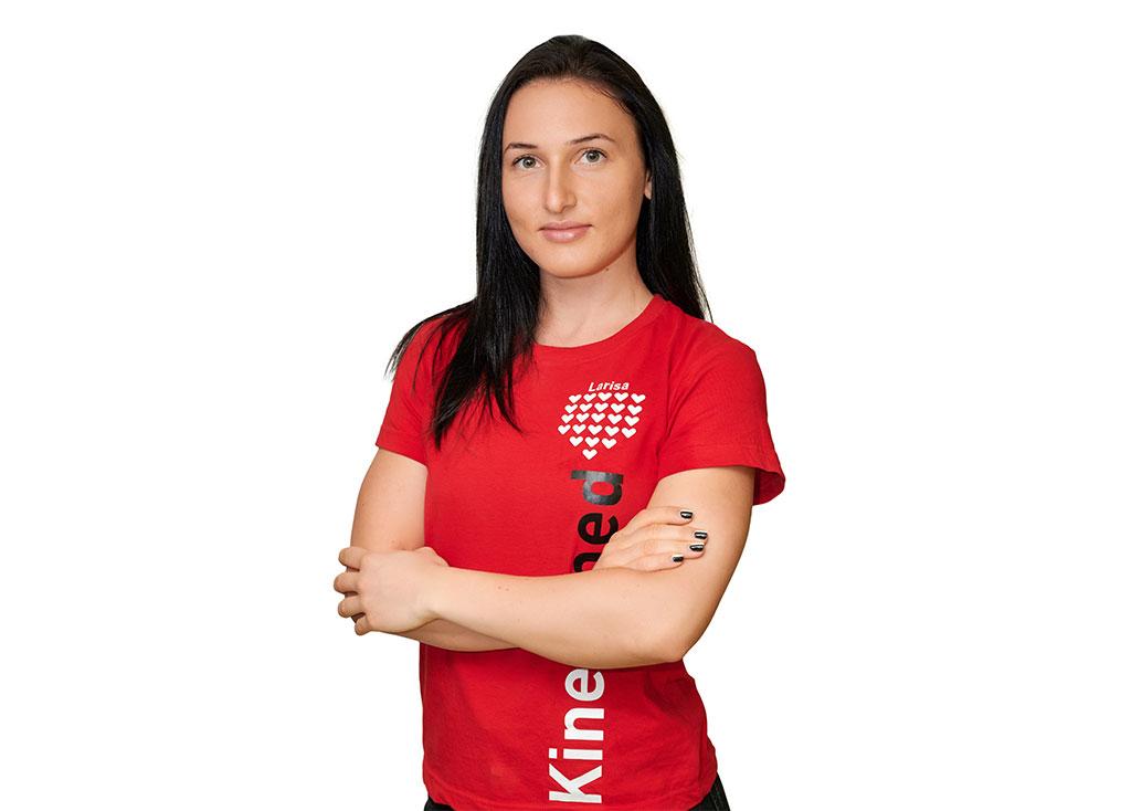 Larisa Kinetomed Kinetoterapie Cluj